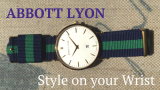 Abbottt Lyon Watch