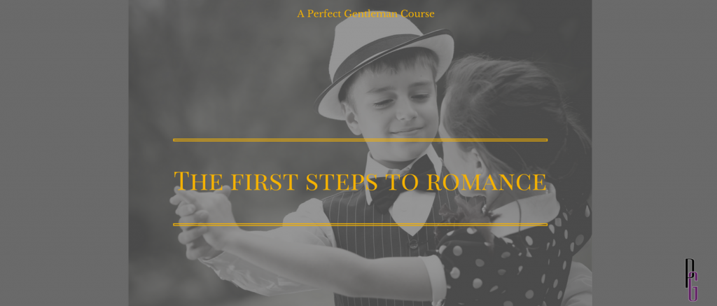 The First Steps to Romance - Course Header - Main Web